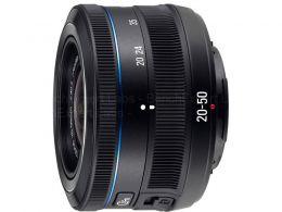 Samsung NX 20-50mm F3.5-5.6 ED photo 1