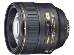 Nikon AF-S Nikkor 85mm f/1.4G photo 1