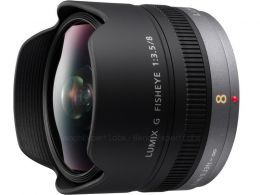 Panasonic Lumix G Fisheye 8mm F3.5 photo 1