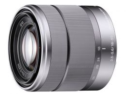 SONY E 18-55mm F3.5-5.6 OSS photo 1