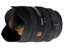 Sigma 8-16mm F4.5-5.6 DC HSM photo 1