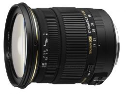 Sigma 17-50mm F2.8 EX DC OS HSM photo 1