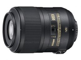 NIKON AF-S DX Macro Nikkor 85mm f/3.5G ED VR photo 1