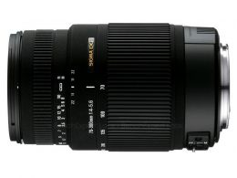 Sigma 70-300mm F4-5.6 DG OS photo 1
