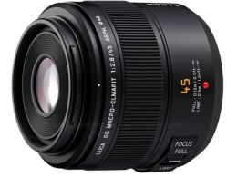 PANASONIC Leica DG Macro-Elmarit 45mm F2.8 ASPH OIS photo 1