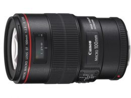 Canon EF 100mm f/2,8L Macro IS USM photo 1