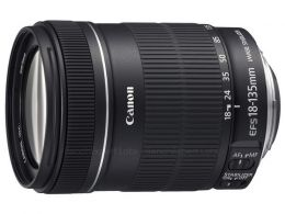 Canon EF-S 18-135mm f/3,5-5,6 IS photo 1