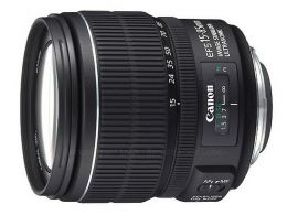 Canon EF-S 15-85mm f/3,5-5,6 IS USM photo 1