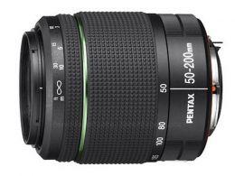 Pentax smc DA 50-200mm F4-5.6 ED WR photo 1