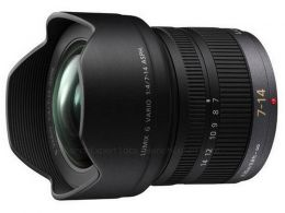Panasonic Lumix G Vario 7-14mm F4 ASPH photo 1