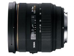 Sigma 24-70mm F2.8 EX DG HSM photo 1