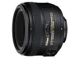 Nikon AF-S NIKKOR 50mm f/1.4G photo 1