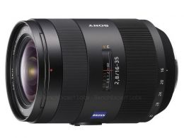 Sony 16-35mm F2.8 ZA SSM Carl Zeiss Vario-Sonnar T photo 1
