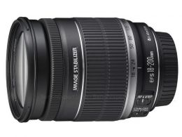 CANON EF-S 18-200mm f/3,5-5,6 IS photo 1