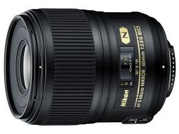 Nikon AF-S Macro-Nikkor 60mm f/2.8G ED photo 1