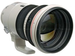 Canon EF 200mm f/2L IS USM photo 1