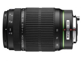 Pentax smc DA 55-300mm F4.0-5.8 ED photo 1