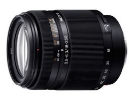 Sony DT 18-250mm F3.5-6.3 photo 1