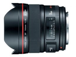 Canon EF 14mm f/2,8L II USM photo 1
