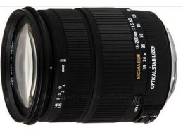 Sigma 18-200mm F3.5-6.3 DC OS HSM photo 1