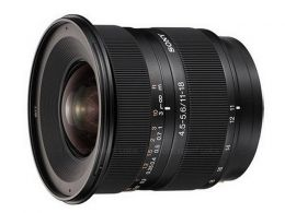 Sony DT 11-18mm F4.5-5.6 photo 1