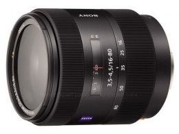Sony DT 16-80mm F3.5-4.5 ZA Carl Zeiss Vario-Sonnar photo 1