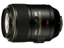 NIKON AF-S Macro-Nikkor 105mm f/2.8G IF-ED VR photo 1