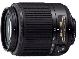 Nikon AF-S DX NIKKOR 55-200mm f/4-5.6G ED photo 1