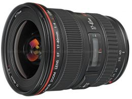 Canon EF 17-40mm f/4L USM photo 1