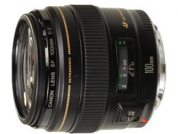 Canon EF 100mm f/2,0 USM photo 1