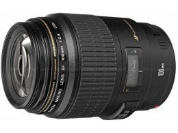 Canon EF 100mm f/2,8 Macro USM photo 1
