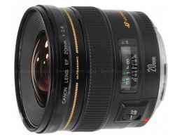 Canon EF 20mm f/2,8 USM photo 1
