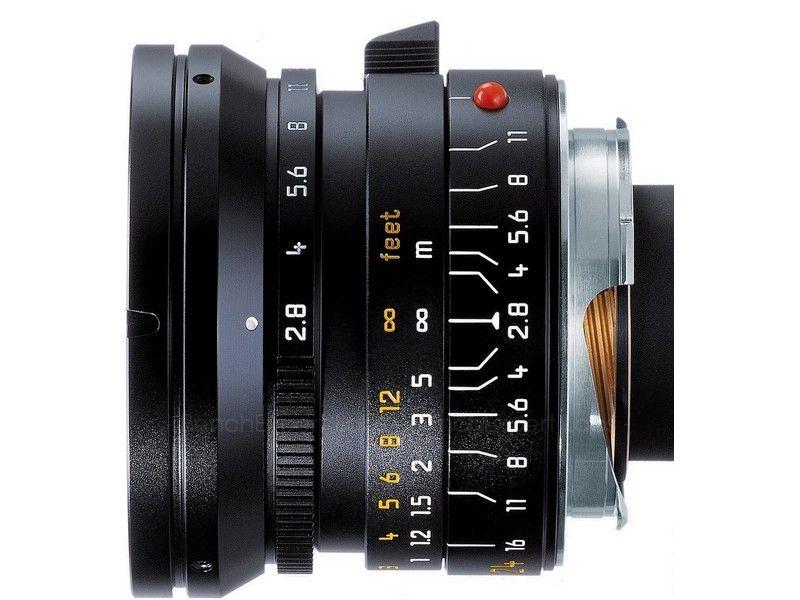 Leica Elmarit-M 24mm f/2.8 ASPH