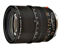 Leica APO-Summicron-M 75mm f/2 ASPH photo 1