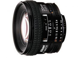 Nikon AF NIKKOR 20mm f/2.8D photo 1