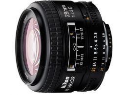 Nikon AF Nikkor 28mm f/2.8D photo 1