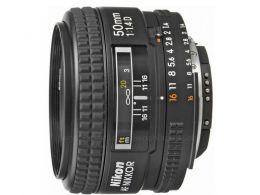 Nikon AF Nikkor 50mm f/1.4D photo 1