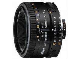 Nikon AF NIKKOR 50mm f/1.8D photo 1