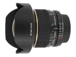 Samyang 14mm F2.8 IF ED UMC Aspherical photo 1