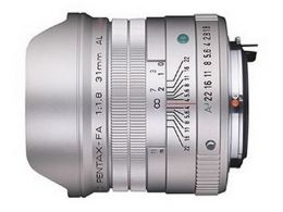 Pentax smc FA 31mm F1.8 AL Limited photo 1