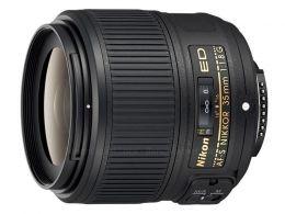 Nikon AF-S NIKKOR 35mm f/1.8G ED photo 1