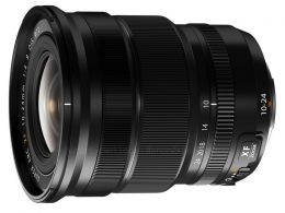 Fujifilm FUJINON XF 10-24mm F4 R OIS photo 1
