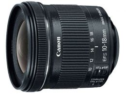 Canon EF-S 10-18mm f/4,5–5,6 IS STM photo 1