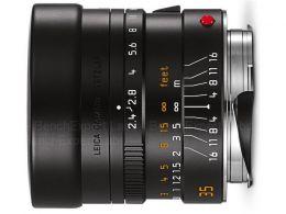 Leica Summarit-M 35mm f/2.4 ASPH photo 1
