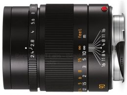 Leica Summarit-M 90mm f/2.4 ASPH photo 1
