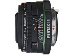 PENTAX smc-DA 15mm F4 ED AL Limited photo 1