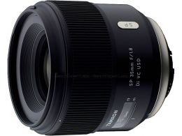Tamron SP 35mm F1.8 Di VC USD photo 1