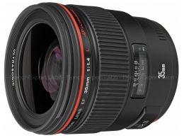 Canon EF 35mm f/1,4L USM photo 1