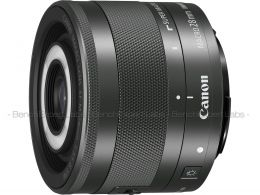 Canon EF-M 28 mm f/3,5 Macro IS STM photo 1