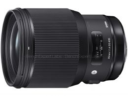 Sigma 85mm F1.4 DG HSM Art photo 1